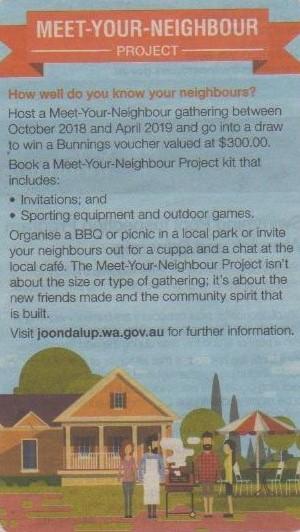 Meet Your Neighbour (2)