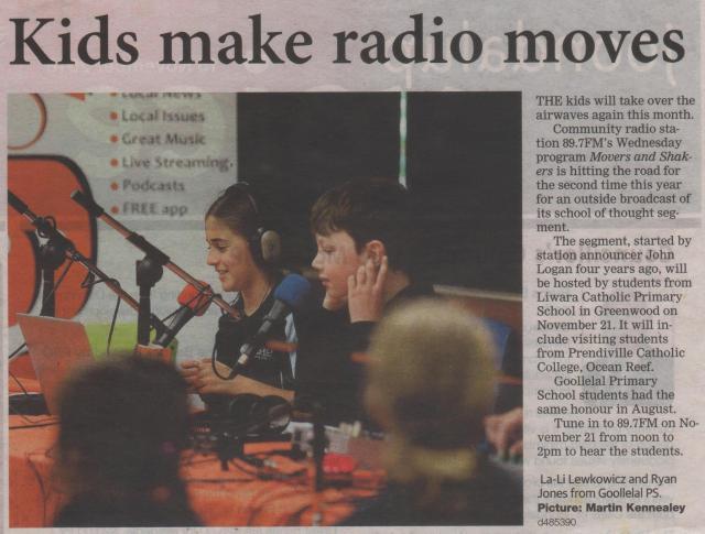 Radio Moves